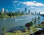 Brisbane City Sights Day Tour - Brisbane River