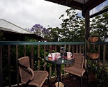 Balcony - Mt Tamborine Bed and Breakfast