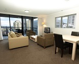 Oaks Lexicon Apartments Brisbane Rooms