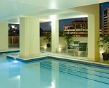 Oaks Lexicon Apartments Brisbane Swimming Pool
