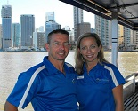 River City Cruises Brisbane - Your Hosts