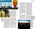 Marie Claire – Hot Air Balloon Gold Coast