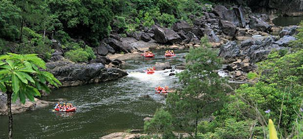 Cairns-and-Port-Douglas-White-Water-Rafting-Barron-River-Gorge