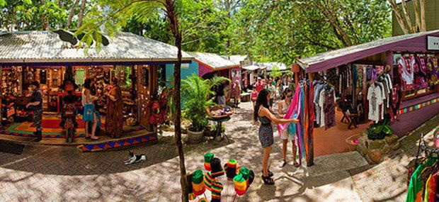 Kuranda-Village-Markets