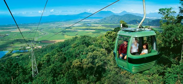 Skyrail-Rainforest-Gondola-Cairns-to-Kuranda-Village