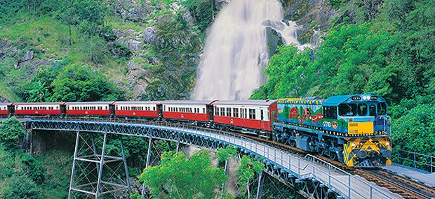 Kuranda Scenic Railway Tour