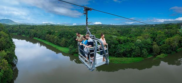 Skyrail-Rainforest-Cableway-Cairns-Kuranda-Day-Tours