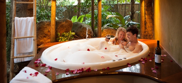 Witches Falls Cottages Tamborine Mountain Romantic Getaway