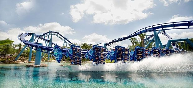Gold-Coast-Sea-World-Water-Roller-Coaster
