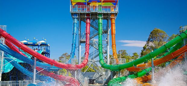 White-Water-World-Gold-Coast-Theme-Park-Dreamworld
