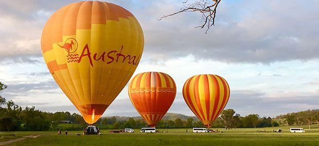 Ballooning Port Douglas Luxury Tour