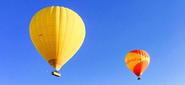 Hot Air Balloon Gold Coast Scenic 30min Flight