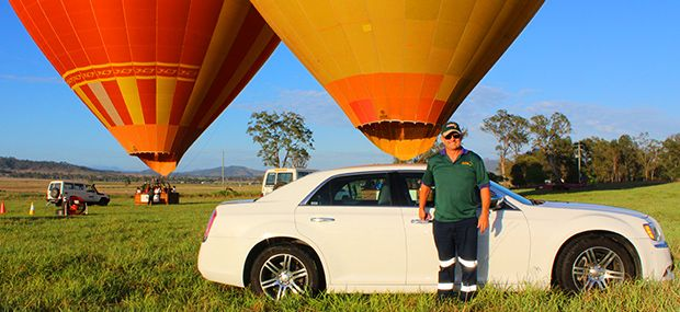 Ballooning Gold Coast and Luxury Package