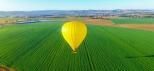 The-Australian-Bush-and-Hot-Air-Balloons-QLD-Australia