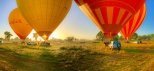hot air balloon flight with birthday special treat 60min flight