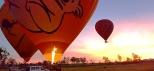 birthday unforgettable gift-hot air balloon gold coast extended flight