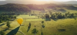 Give a hot air balloon flight voucher this Christmas