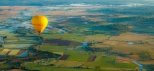 Experience hot air ballooning this Christmas