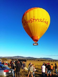 Shaadi Ke Bollywood movie shoot with Hot Air Balloon Gold Coast Queensland Australia lr