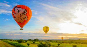 Hot Air Balloon Cairns Queensland
